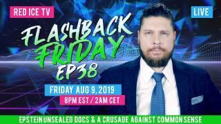 Flashback Friday - Ep38 - Epstein Unsealed Docs & A Crusade Against Common Sense