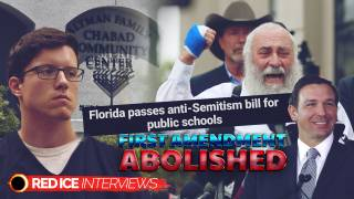 Florida Passes Anti-Semitism Bill & The California Synagogue Shooter