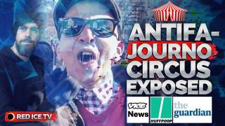 The Antifa-Journo Circus Exposed