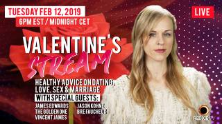 Valentine's Stream: Healthy Advice On Dating, Love, Sex & Marriage