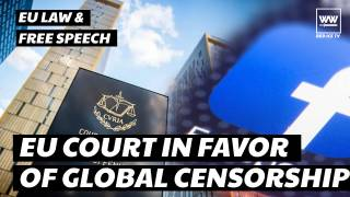 EU Court Rules In Favor of Global Censorship