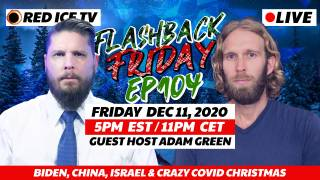 Biden, China, Israel & Crazy Covid Christmas With Adam Green - FF Ep104