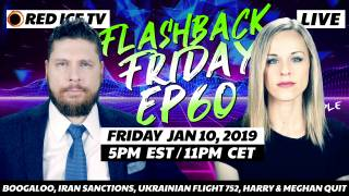 Boogaloo, Iran Sanctions, Ukrainian Flight 752, Harry & Meghan Quit - FF Ep60