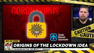 No-Go Zone: Origins Of The Lockdown Idea, 14 Yr Old High Schooler