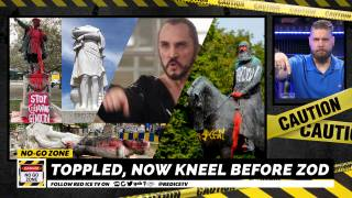 No-Go Zone: Toppled, Now Kneel Before Zod