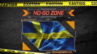 "No-Go Zone: Sweden's Violent No-Go Zones & Young Swedes Targeted For ""Humiliation Crime"""