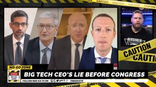 No-Go Zone: Big Tech CEO's Lie Before Congress