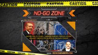 "No-Go Zone: Weinstein: 23 Years, Turkish Border Provocations Against Greece Escalates & ""Brown Power"""