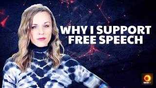 Why I Support Free Speech