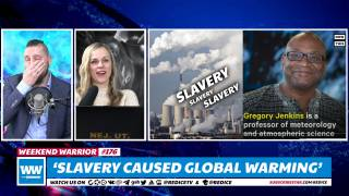 'Slavery Caused Global Warming' - Painful Reach