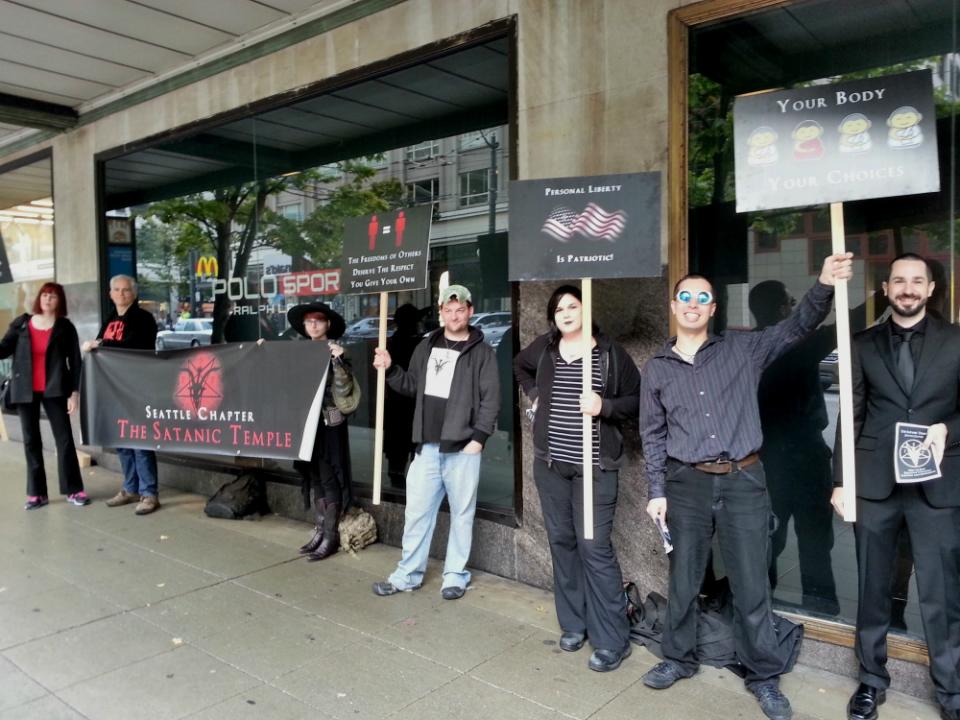 Portland School Allows Satanic Temple to Host 'After School