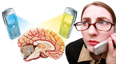 Mind Control by Cell Phone