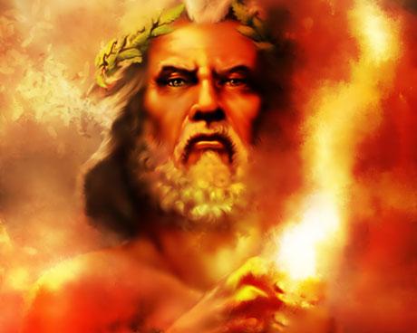 Greek God Of Thunder
