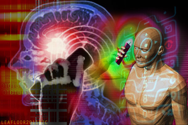 Study Finds Cellphone Radiation Changes Brain Activity