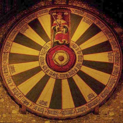 King arthur s round table may have been found by - King arthur s round table found ...