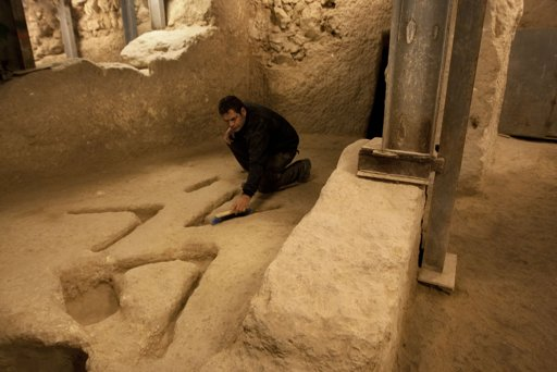 Experts stumped by ancient jerusalem markings