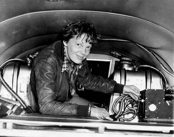 Has Amelia Earhart's plane been found on the ocean floor?