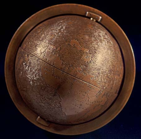 500 Year Old Map Of America.Oldest Map Of The New World Found On A 500 Year Old Ostrich Egg