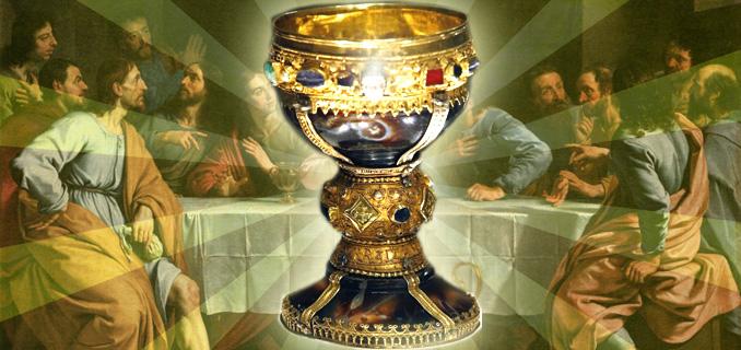holy grail goblet