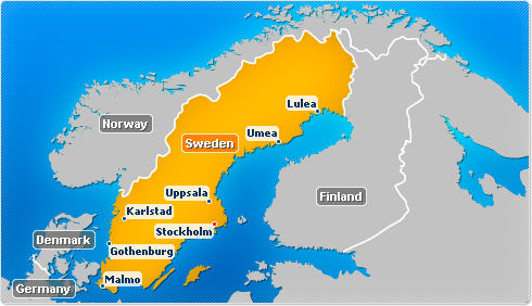 No European Country For White Men Sweden And The Relentless - Sweden no go zones map