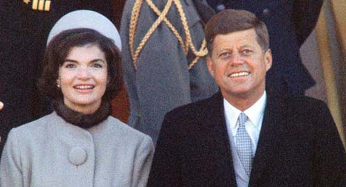 Jackie Kennedy believed LBJ had her husband killed new tape shows