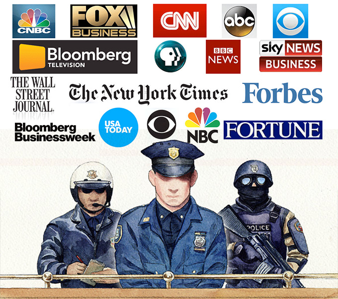 Police And Media: The Media Murder Two Police Officers