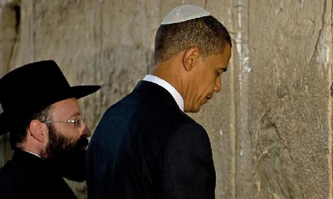 Trump: Obama es la peor cosa que le sucedió a Israel