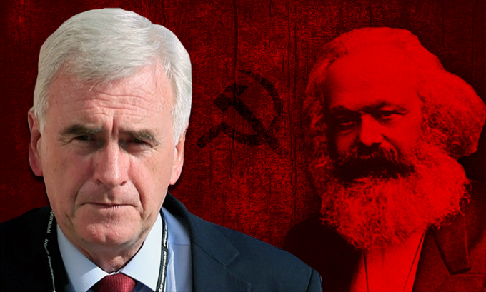Karl Marx is 'back in fashion', key ally of Britain's Labour leader says