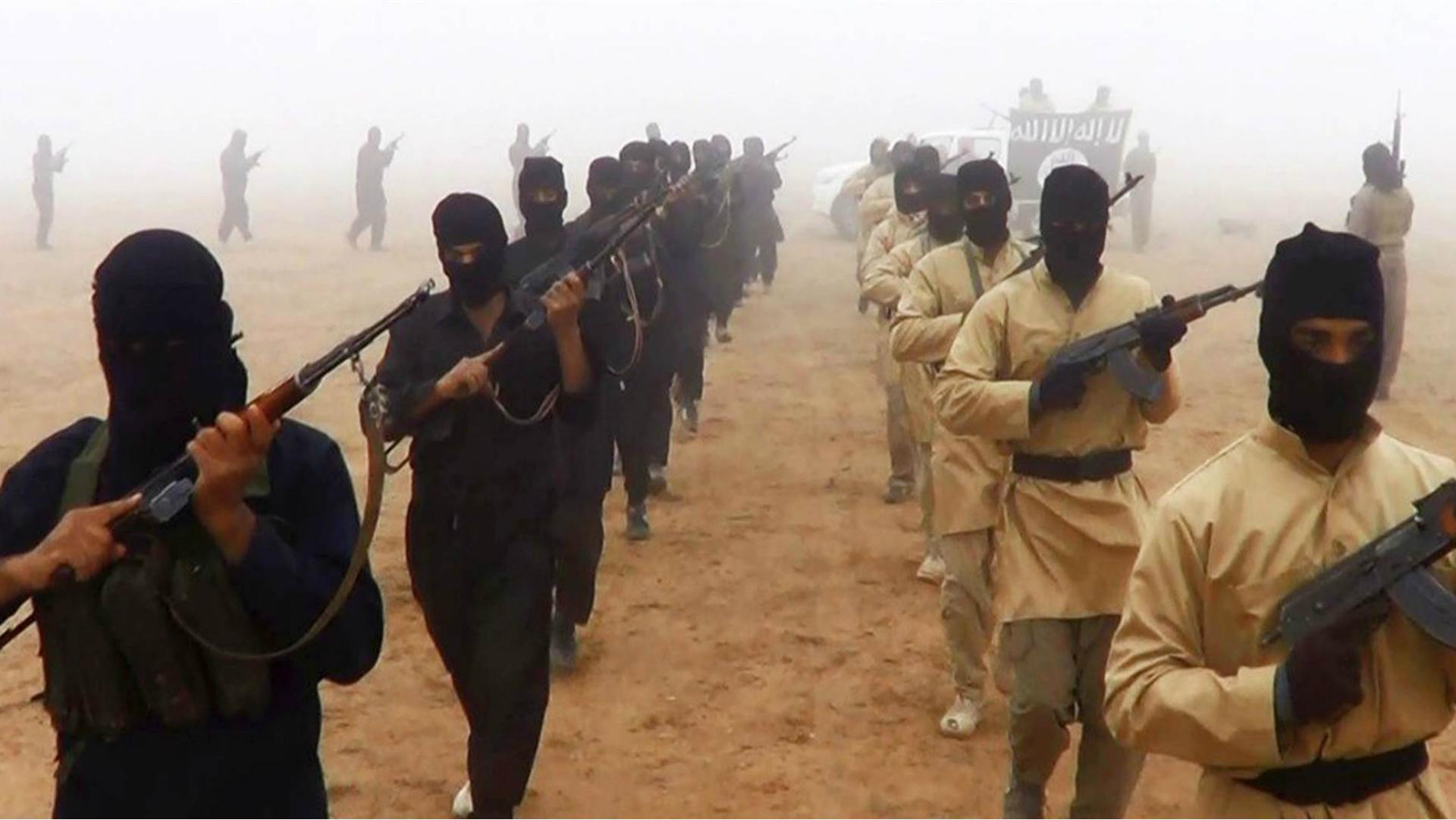 isis the spread of terror