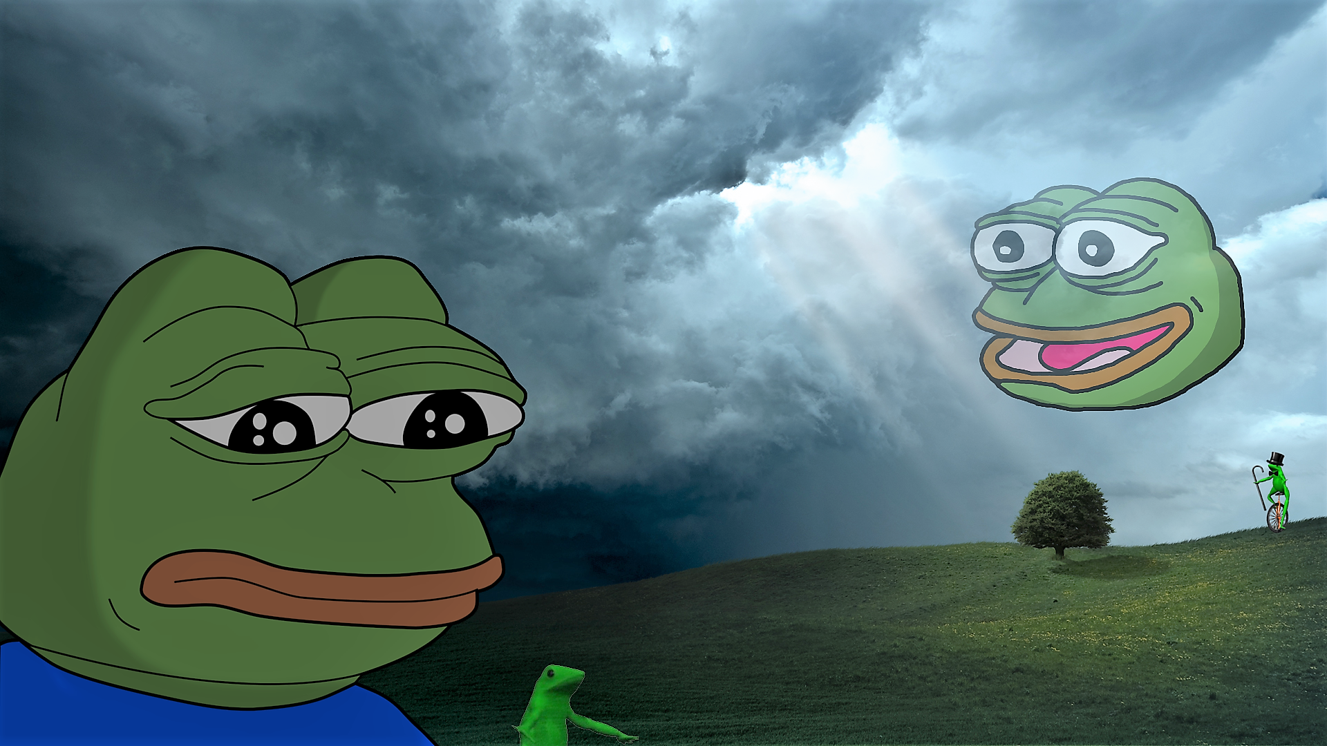 pepe the frog is killed off to avoid being an alt right symbol