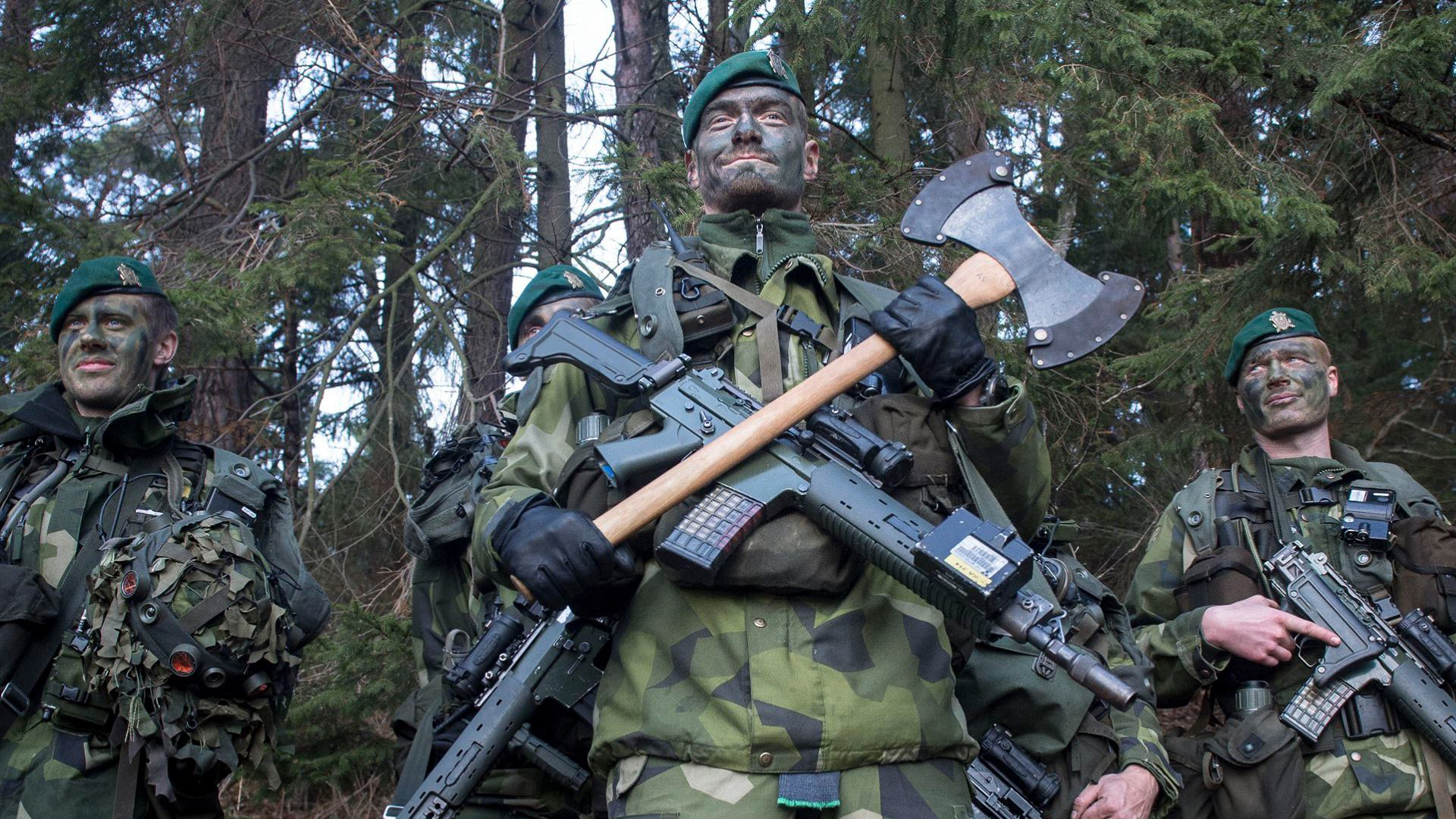 Swedish Politicians Call For Army To Be Deployed To No Go