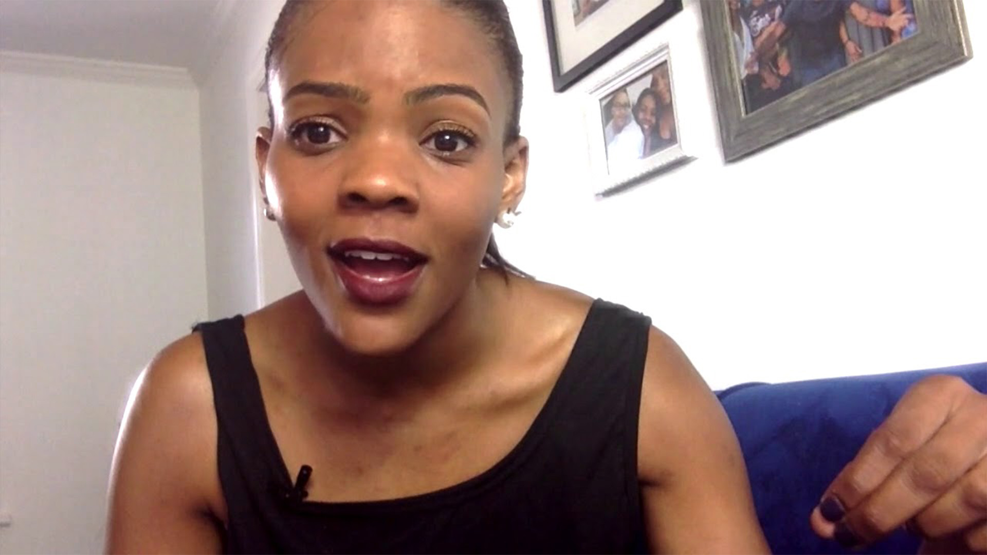 Candace Owens Image: Candace Owens Wants To Dox Us For Typing