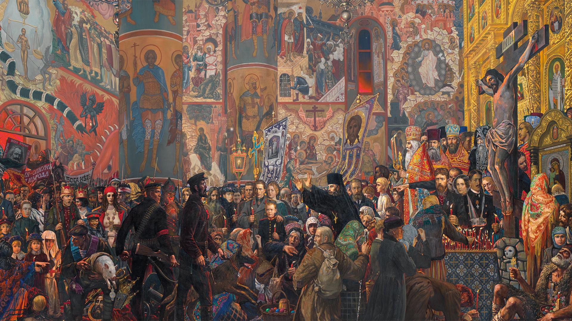 Russland Geschichte