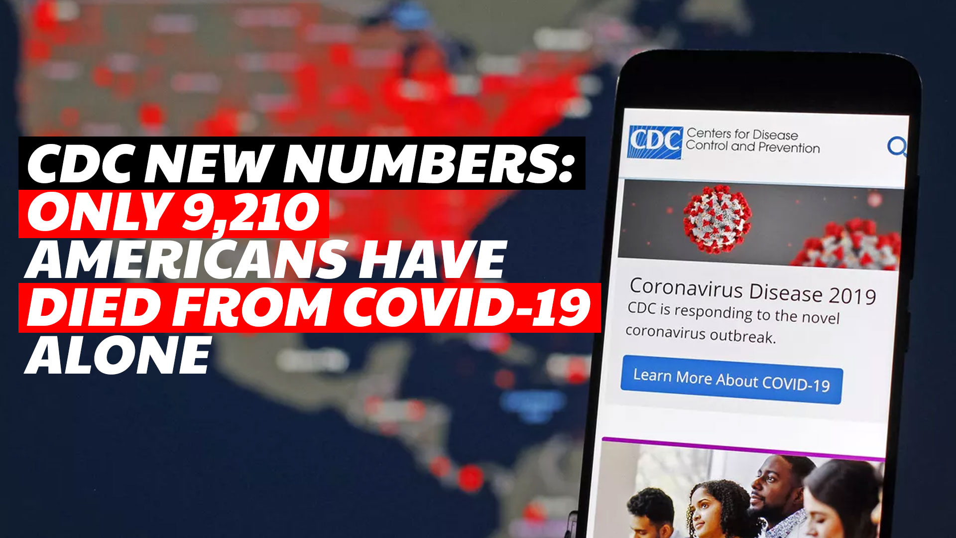 CDC Bails on Coronavirus Rules, Goes All In With Democrats (wattsupwiththat.com)