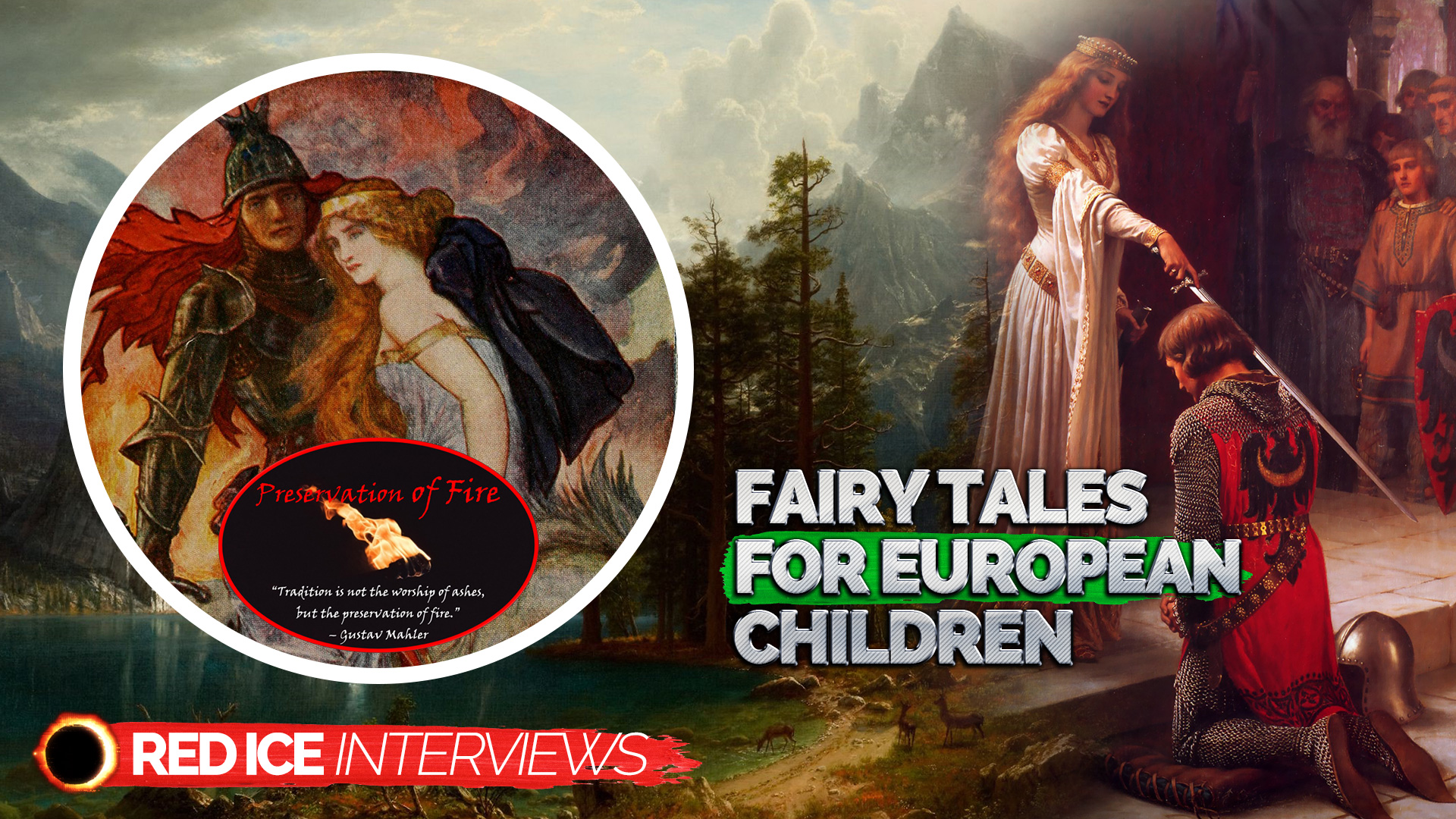 A Fairy Tale for Children of European Descent Blut and Boden